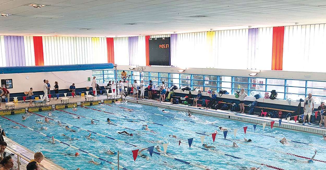 cranleigh amateur swimming club keeping cool cranleigh magazine