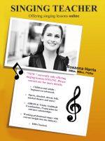 Rosanna Harris – Singing Teacher