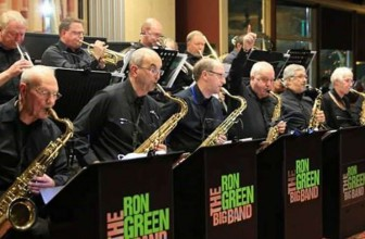 The Ron Green Big Band presents . . . 'Swingtime in Cranleigh'