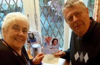 Charity Donation by Ewhurst Bowlers