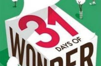 Book Review – 31 Days of Wonder – Tom Winter