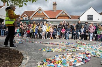Cranleigh Rocks into the Record Books!