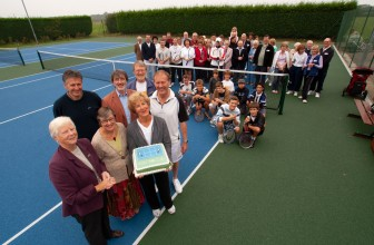 Alfold Tennis Club – Now is the time…