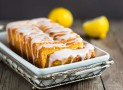 Lemon Drizzle Simnel Slices