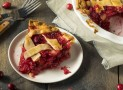 Pear & Berry Pie