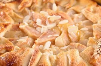 Almond & Apple Tart