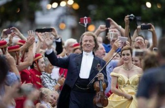 Live Screening: André Rieu –  Amore My Tribute to Love
