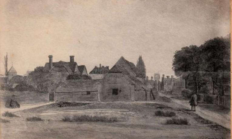 Joy of Cranleigh – The Vanished Buildings – August 2019