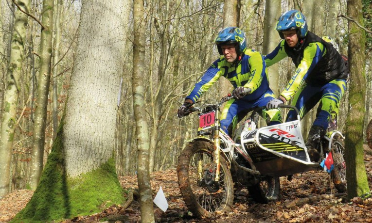 People Profile – Richard Gilham – Sidecar Trials Enthusiast