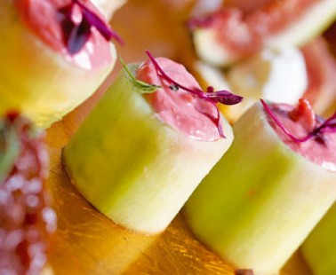 Something A Bit Different…Tasty Vegan Canape