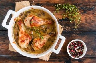 One-Pot Chicken Casserole