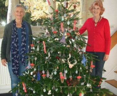 Cranleigh Rotary's Plastic-Free Christmas Tree