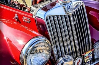 Cranleigh Classic Car Show