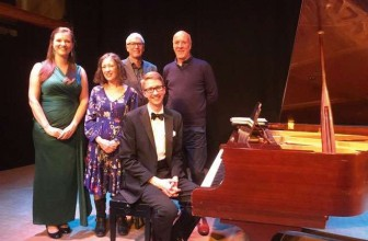 Last Night of Proms Star sings at Cranleigh Arts Centre