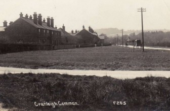 Joy of Cranleigh – What was happening in Cranleigh in December 1917?