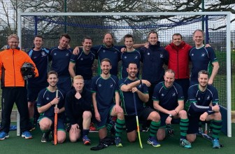 Cranleigh Men's 1s Hockey –  Five Titles on the Bounce!