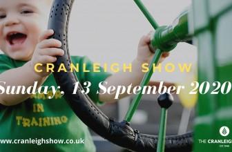 Postponement of Cranleigh Show 2020