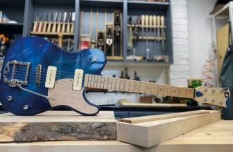 Artist Corner – Guitar Solo! – David Snell