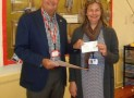 Cranleigh Rotary Supports Local Schools