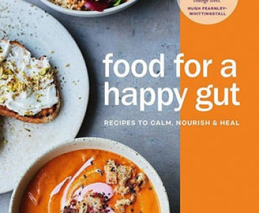 Book Review – Food For A Happy Gut – Naomi Devlin