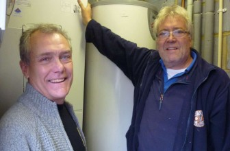 New boiler at Rowleys ensures an even bigger warm welcome!