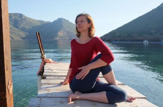 People Profile – Veronique Gauthier Simmonds – Yoga Teacher