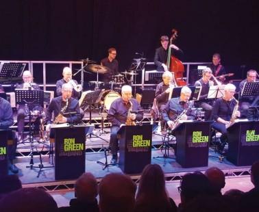 The Ron Green Big Band – Swingtime in Cranleigh