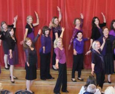 Ladies Daytime singing – Created for young mums