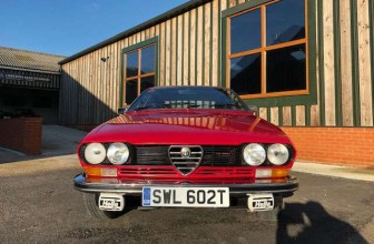 Unique Alfa Romeo joins Rudgwick Collection