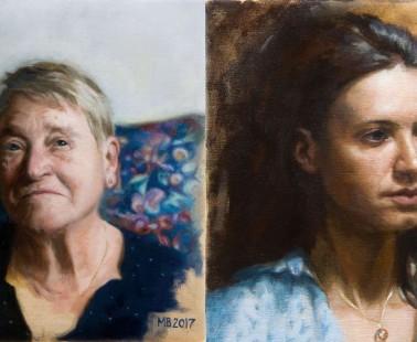 Artist Corner – Surrey Artists' Open Studios – Marilyn Bailey