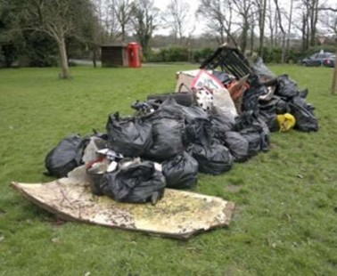 Let's Join Forces . . . Calling all Litter Pickers!