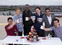 Dr Ranj, Charles Venn & NHS Staff Raise A Cuppa For NHS Big Tea