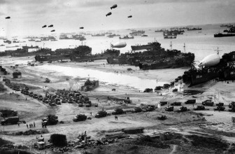 Commemorate the Anniversary of D-Day