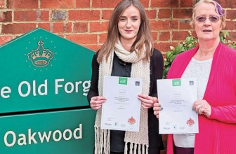 Oakwood Celebrates Staff Qualification Success