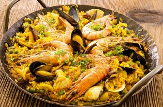 Next Level Paella