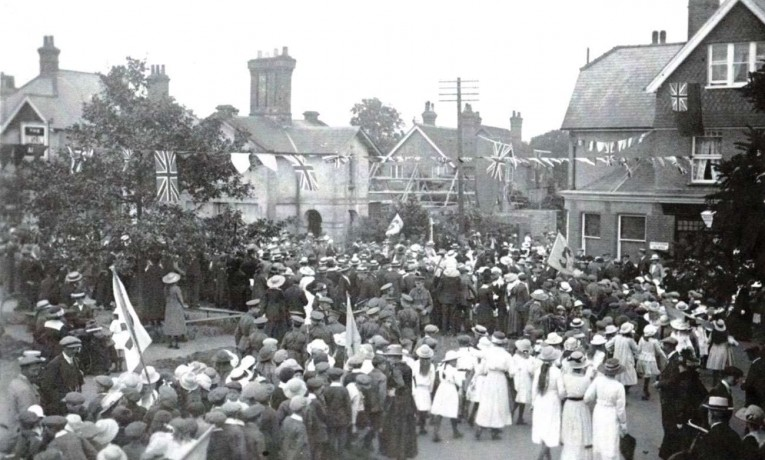 Joy of Cranleigh – How Cranleigh adjusted to Peace after World War 1 – July 2019