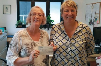 Cranleigh Rotary Supports Local Charities