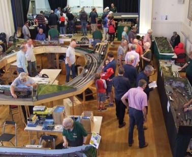 Cranleigh Rotary's Model Railway Festival