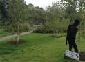 The Formal Opening of the Centenary Garden in Cranleigh