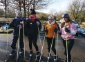Adventurous Girls From Cranleigh Brave The Cold At Winter Camp