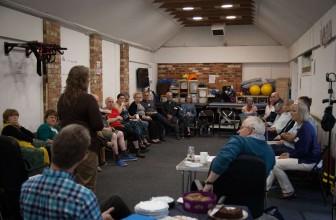 Transverse Myelitis Group Meet At Surrey Hills Rehab