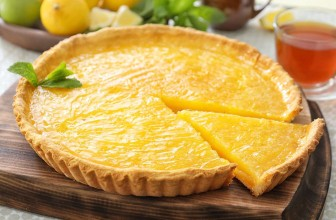 Tangy Lemon Tart