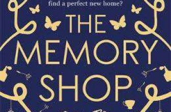 Book Review – The Memory Shop – Ella Griffin