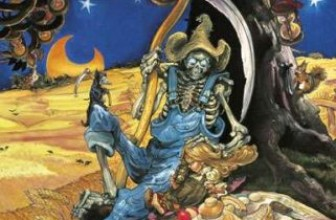 Book Review – Reaper Man – Terry Pratchett