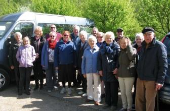 Cranleigh Rotary Steams Ahead on 50th Anniversary Year
