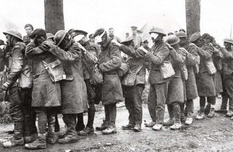 Joy of Cranleigh – What was happening in Cranleigh in April 1918?