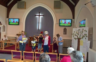 The Methodist Church In Cranleigh