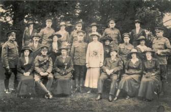 Joy of Cranleigh – What was happening in Cranleigh in February 1918?