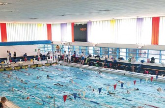 Cranleigh Amateur Swimming Club – Keeping Their Cool