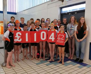 Cranleigh Amateur Swimming Club – Time marches on
